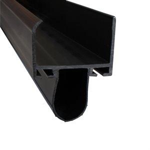 1-3 / 8 X 8 FT Astragal Bottom Seal X 8 Pcs