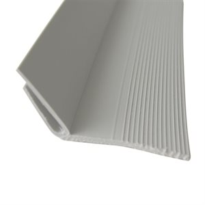 White Reverse Angle Seal (JS-02) X 200 FT