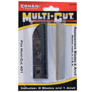 RONAN Replacement Blades for 401 Cutter