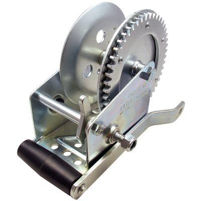 1400 LB Hand Crank Winch
