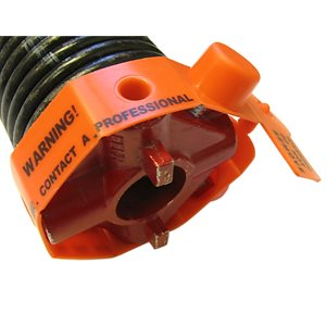Torsion Spring Guard (Orange)
