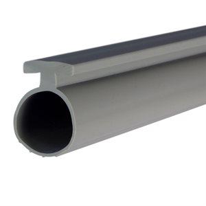 1 / 2 T Bulb Seal - Gray X 200 FT