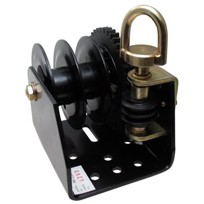 1500 LB Split Drum Worm Gear Winch (615AB)