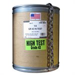 1 / 4 X 400 FT Self Colored High Test Chain - USA