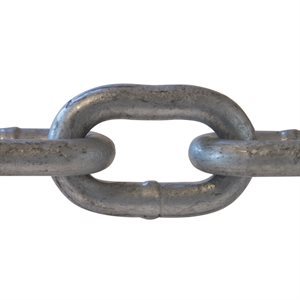 1 / 2 X 200 FT Galvanized High Test Mooring Chain - USA