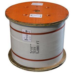 1 / 4 X 5000 FT, 7X19 Stainless Steel Aircraft Cable