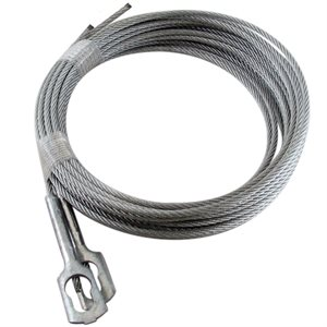 3 / 32 X 156 7X7 GAC Garage Door Extension Cables with CC-1 Clip
