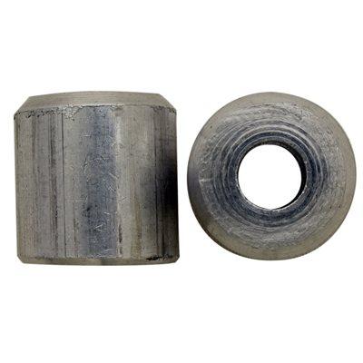 1 / 4 X 1000 Pcs Aluminum Stops