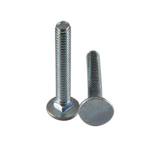 1 / 4-20 X 1-3 / 4 Flat Head Carriage Bolt X 1000 Pcs