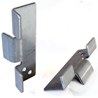 "2-1 / 2"" Stamped Cable Adjustment Clip 650-BX"