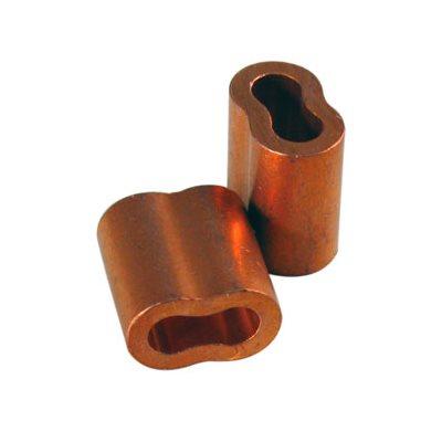 5 / 32 X 100 Pcs Copper Sleeves
