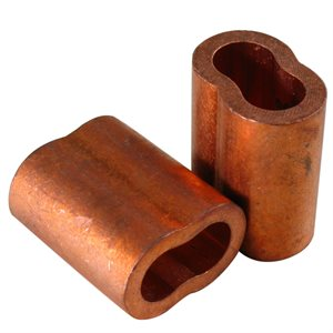3 / 8 Copper Sleeves (12)