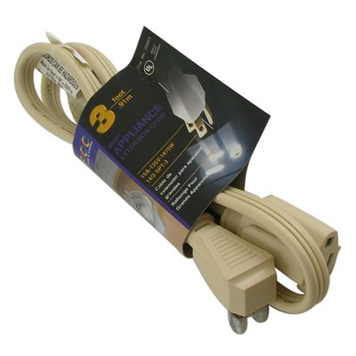 14-3 X 3 FT UL Extension Cord