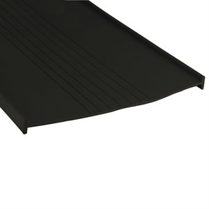 Black 4-3 / 4 T-Shaped Bottom Seal X 200 FT