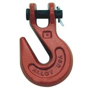 5 / 16 Grade 80 Alloy Clevis Grab Hook