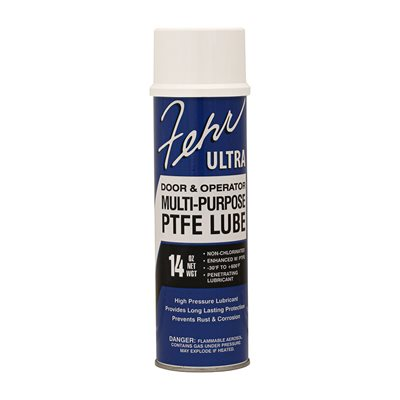 Fehr Ultra PTFE Multi-Purpose Lube (Gray / Blue) X 12 Cans
