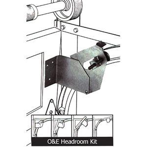 O & E Low Headroom Kit