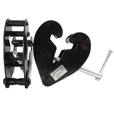 Two Ton Capacity Beam Clamp