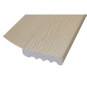 Light Almond (P547) Uniflex 10 Ft X 15 Pcs