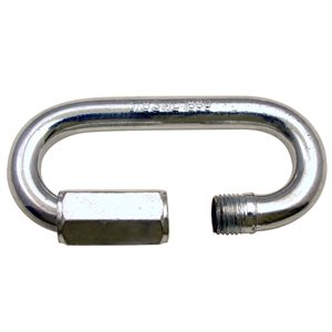 3 / 8 X 10 Pcs Quick Links Zinc Plated