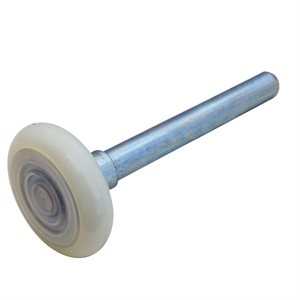 "2"" Nylon Garage Door Roller with Cap, 4"" Stem X 150 Pcs"