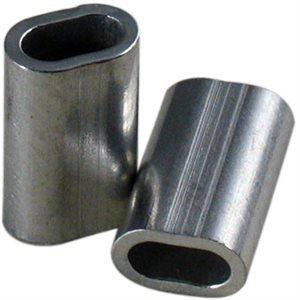 1 / 16 Type 316 Stainless Steel Sleeves