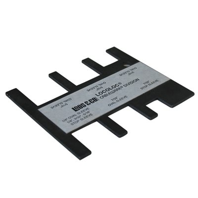 Go / No Go Gauge for 1 / 4 and 5 / 16 Swaging Tools