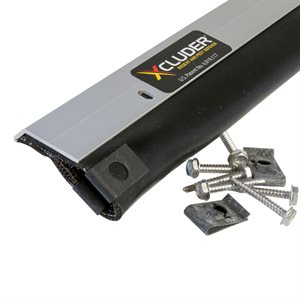 "Rodent Xcluder Residential Door Sweep, 1 Pc, 2"" X 36"""